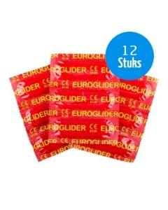 Euroglider Condooms - 12 stuks