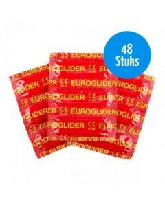 Euroglider Condooms - 48 stuks