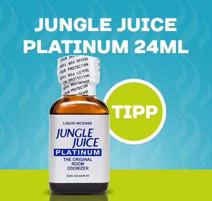 Jungle Juice Platinum Popper 24ml